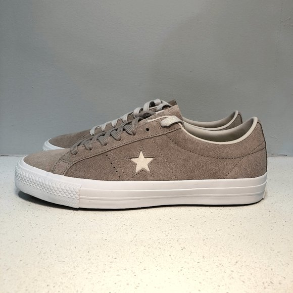 Converse Other - NEW Converse One Star Ox Suede Pro Putty Lunarlon